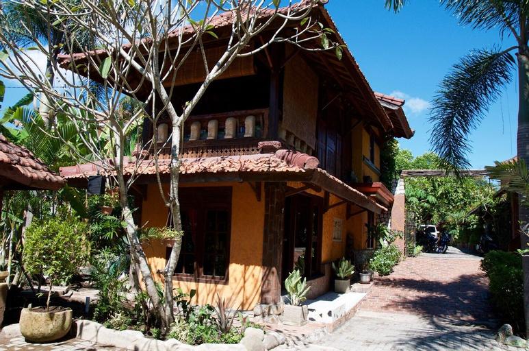 Gallery House, Balcony, Resort View, Lombok