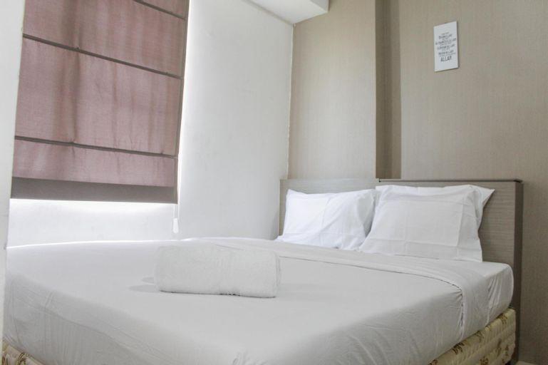 Best View 2BR Apartment @ Bassura City By Travelio, East Jakarta