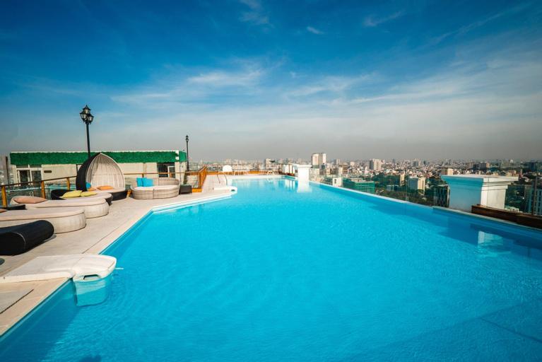 3Bdr Luxury Apartment,  Skyline Pool in District 3, Quận 3