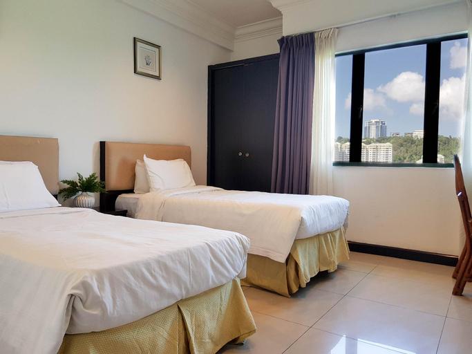 Homey 3BR 2Bath @ Likas Square Apartment [KK City], Kota Kinabalu