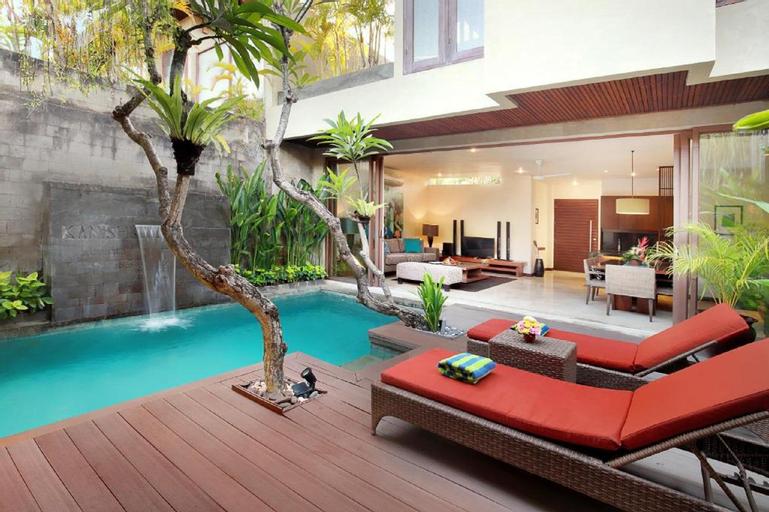 2-BR+Private Pool+Bathtub+Brkfst @(166)Seminyak, Badung