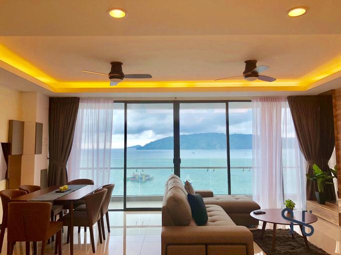 Homesuite' Home @Oceanus Pelagos KK Waterfront [1], Kota Kinabalu
