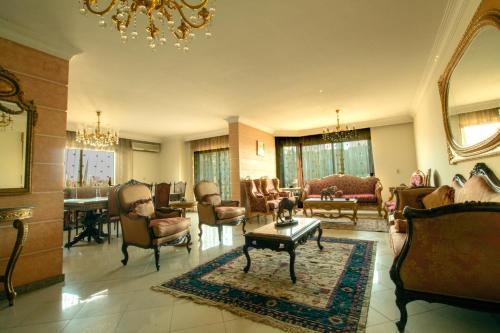 Nasr City prestigious and chic apartment, Nasr City 1