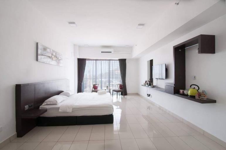 W-Deluxe Queen Suites 9 Aeropod by Golden Ways, Kota Kinabalu