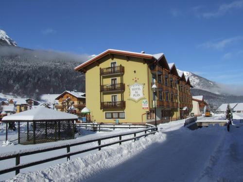 Hotel Al Plan Andalo, Trento