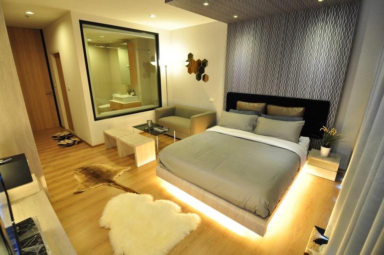 1 Bedroom near Subway and skytrain BANGKOK, Wang Thonglang