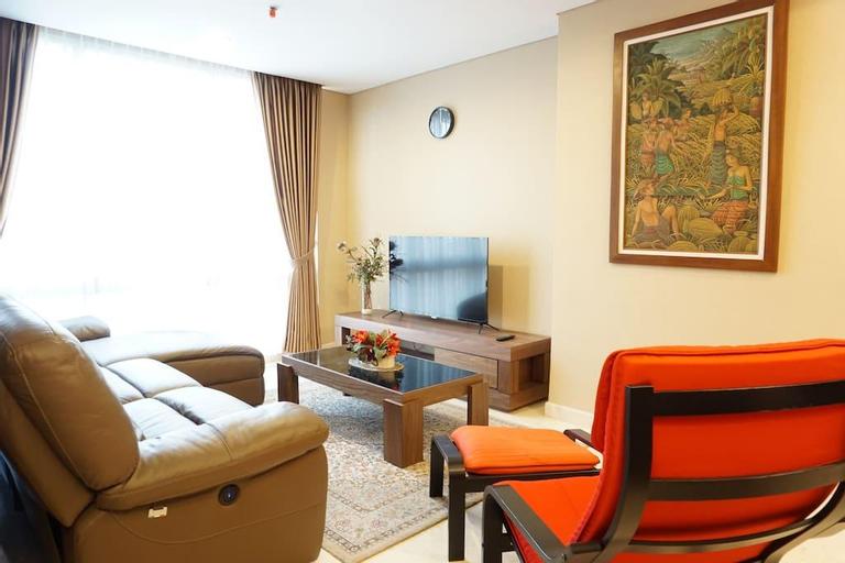 Luxury 2 BR Suite @ The Grove, Epicentrum, South Jakarta