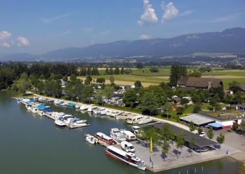 TCS Camping Solothurn, Wasseramt