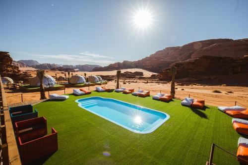 Palmera Camp Wadi Rum, Quaira