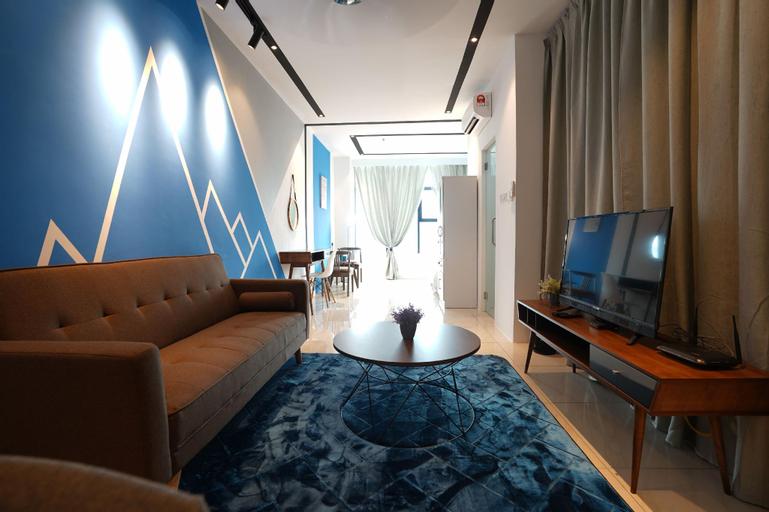 Pinstay Biru Suites 002 @ ITCC Manhattan Suites, Penampang