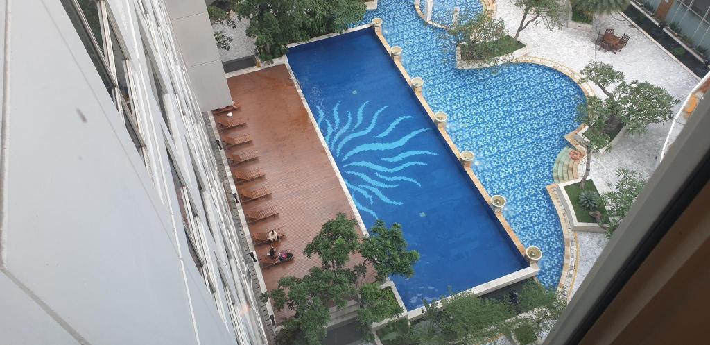 Angga Comfort Casagrande Apartemen@Kotakasablanca, South Jakarta