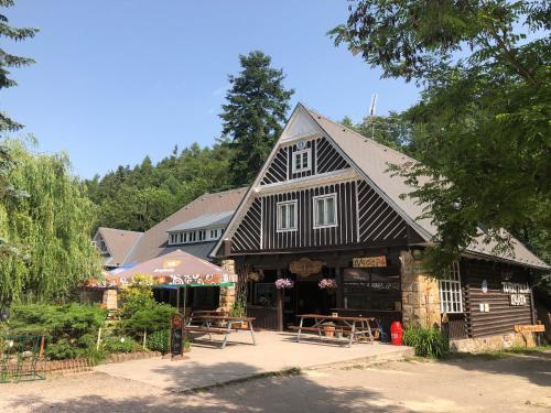 Turisticka chata Prachov, Jičín