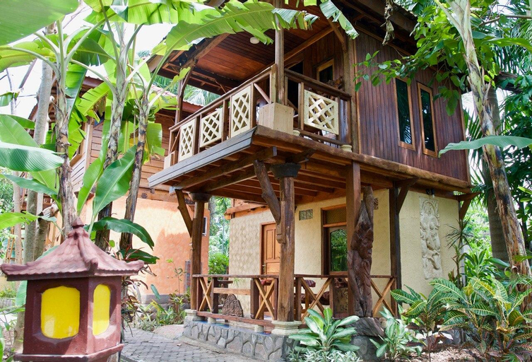Panoramic House, Balcony, Garden View, Lombok