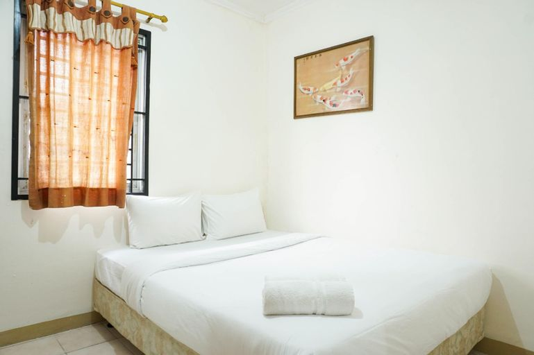 Homey 2BR Mediterania Palace Apartment By Travelio, Central Jakarta