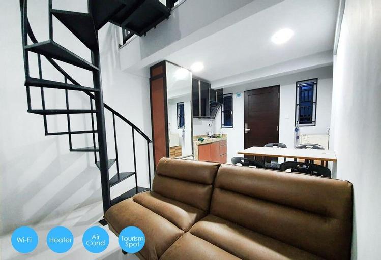 81 Homestay -Loft, Near BCS, A2 Food Court (108), Batam