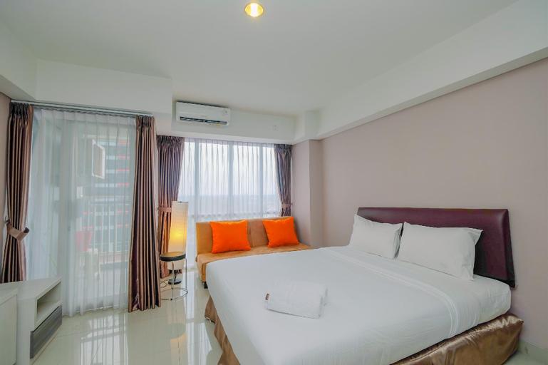 Fully Furnished Studio Apt H Residence By Travelio, East Jakarta