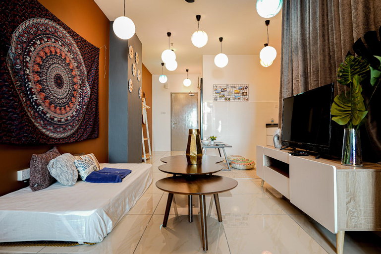 Pinstay Bohemian Suites @ ITCC Manhattan Suites, Penampang