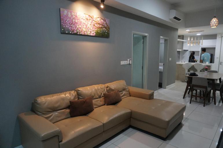 Famous Airbnb in town @SUTERA AVENUE Infinity pool, Kota Kinabalu