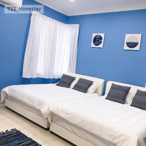 Homes6pax1Room/TV/BBQ/Game/FreeWIFI/FreeCarPark, Seberang Perai Selatan