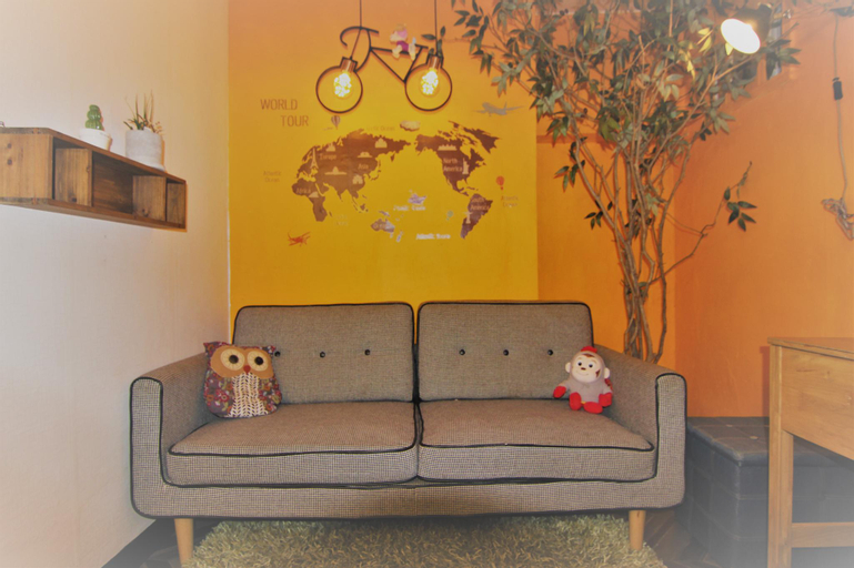 Heart of Seoul Guesthouse, Seoul Station, Namsan, Jung