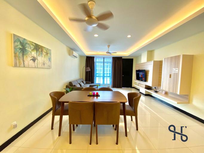 Homesuite' Home @Oceanus Pelagos KK Waterfront [3], Kota Kinabalu