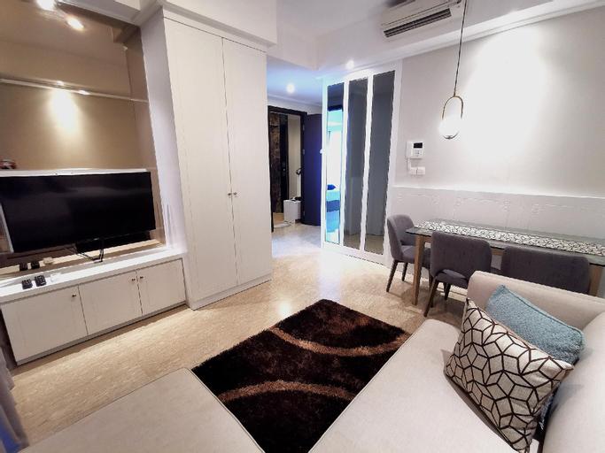 Menteng Park 15th suite, Central Jakarta