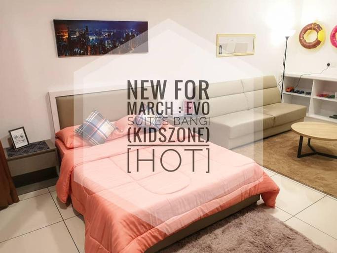 EVO SUITES BANGI [KIDSZANIA] NEW HOT ! MUST TRY!, Hulu Langat