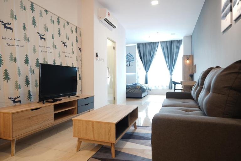 Pinstay London Suites @ ITCC Manhattan Penampang, Penampang
