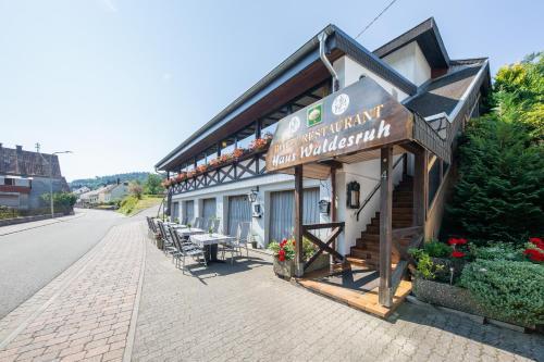 Hotel Restaurant Haus Waldesruh, Südwestpfalz
