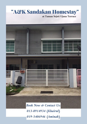 A&K Homestay Sandakan,Sabah, Sandakan