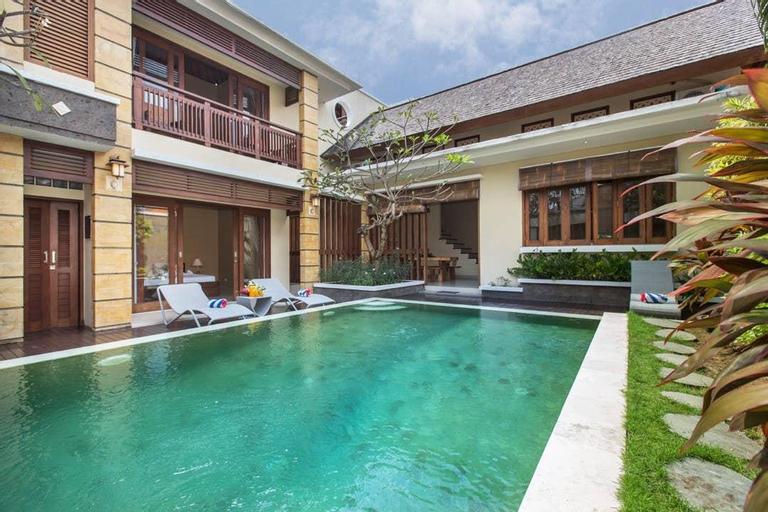 Canggu - Peaceful 3 Bedrooms, 5 Min Walk to Beach, Badung