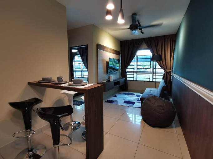 Modern Home 5min to Airport, 15min to City Centre , Penampang