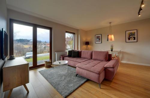 ApartInvest Apartament Grottgera M2, Jelenia Góra