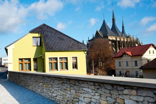 Elvira ubytovani v soukromem, Kutná Hora