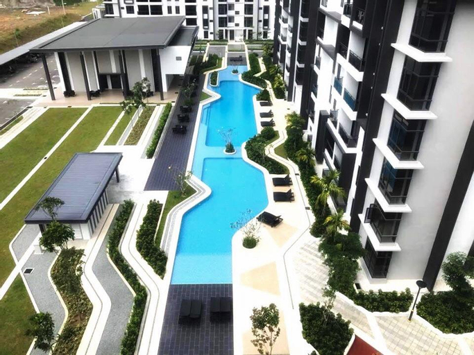 JW Home @ Greenfield Residence Kota Kinabalu, Kota Kinabalu