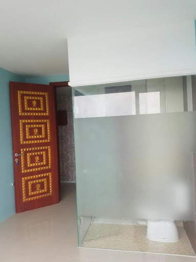 Comfort room at Apartemen Saladdin Mansion, Depok