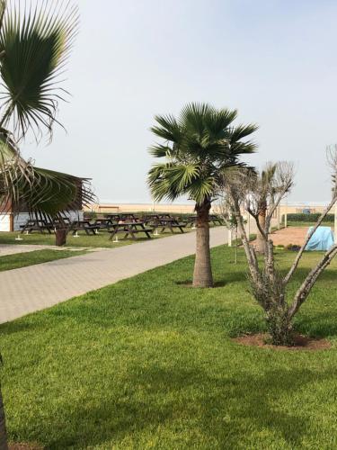 Blanca Beach, Casablanca