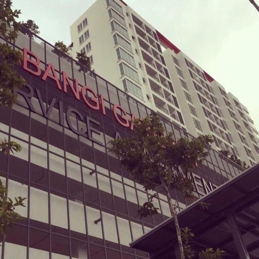 Bangi Gateway Service Apartment - Tok Wan, Hulu Langat