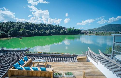 遇净湖景客栈, Baoshan