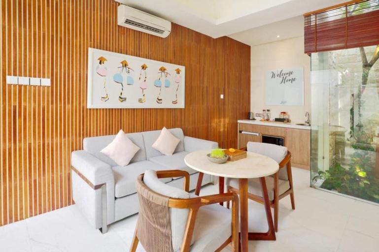 One BR Villa Private Pool+Bathtub-Breakfast|LVV, Badung