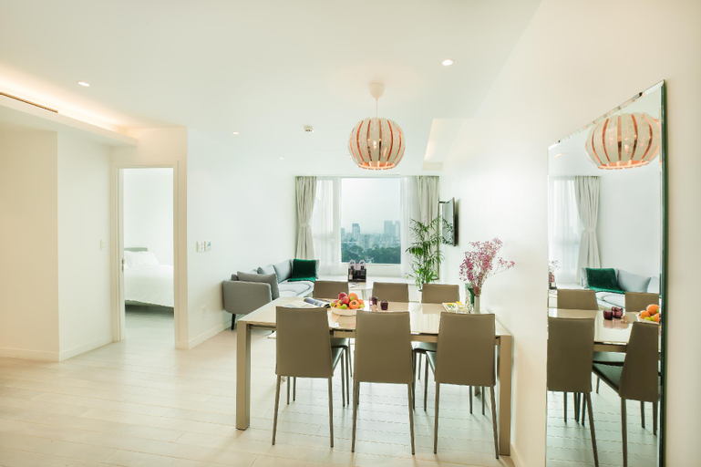 Leman Luxury Apartment, Quận 3