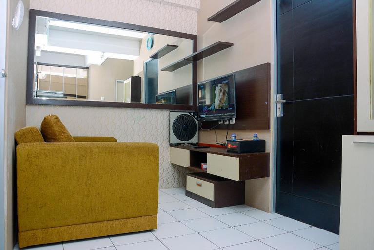 Relax 2BR Apt at Pancoran Riverside By Travelio, South Jakarta