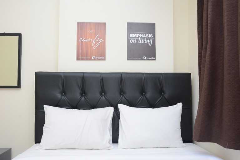 Cozy 2BR at Casablanca East Residence By Travelio, East Jakarta