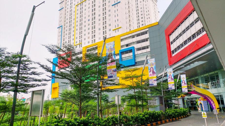 Cozy 2BR above Mall Bassura City Apt By Travellio, East Jakarta