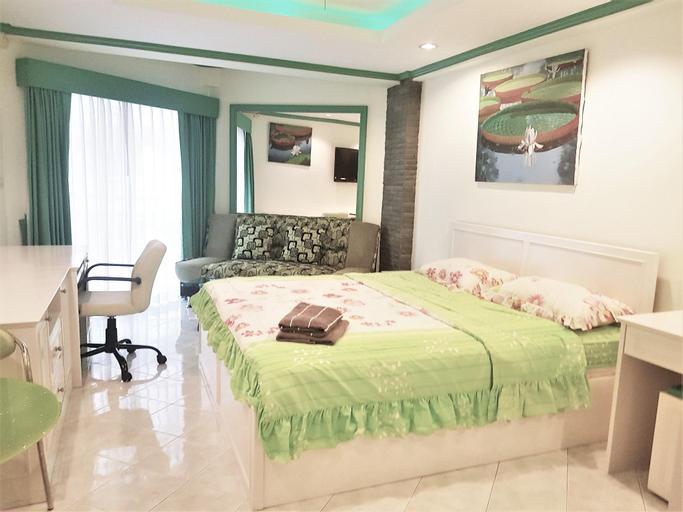 Jomtien beach condominium A2 + Kitchen modern, Pattaya