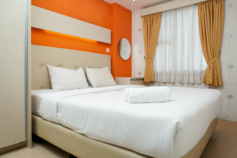 Functional and Compact 1BR Belmont Apt By Travelio, West Jakarta