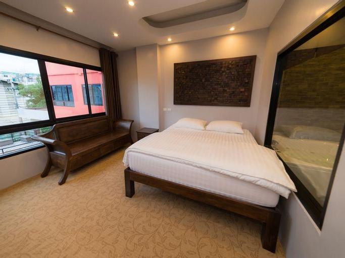 Thongtara House Boutique (Deluxe Double Room3), Muang Samut Prakan