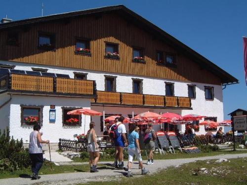 Berggasthof Edelweiss, Gmunden