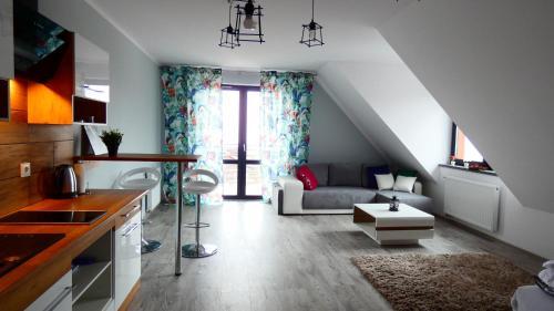 Apartament z widokiem., Jelenia Góra