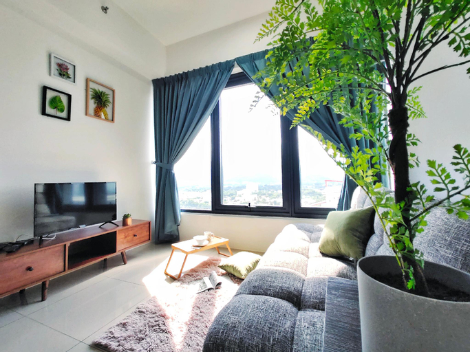 New Luxurious CityView 2BR Homestay@Georgetown, Penang Island